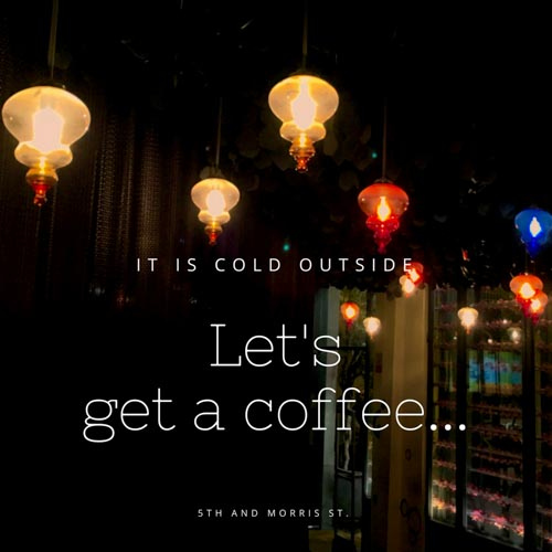 Let's go for a cofee
